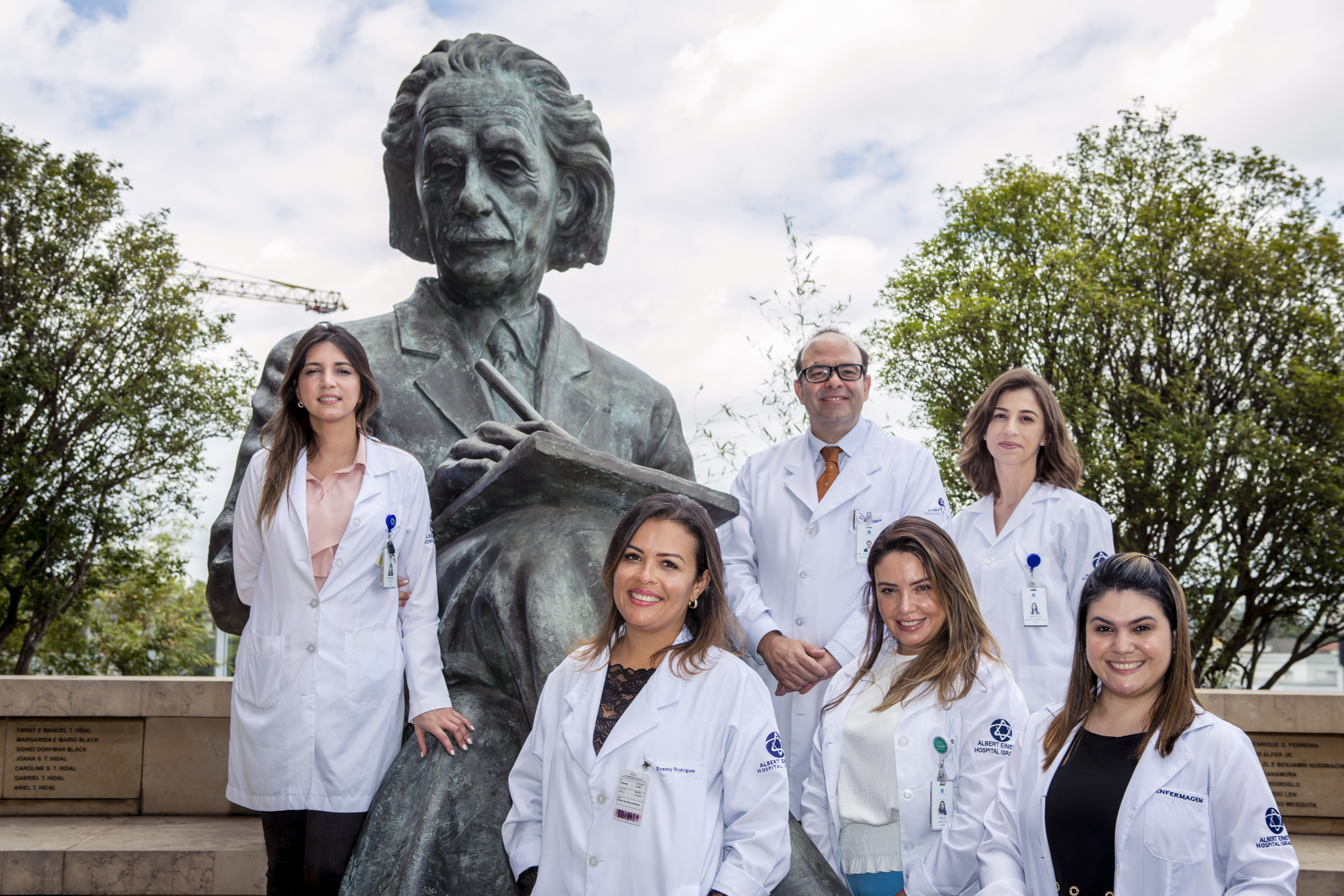 Hospital Israelita Albert Einstein conquista prêmio Univants